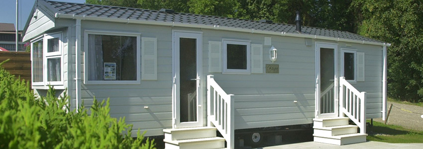 Mobilhome, Chalet